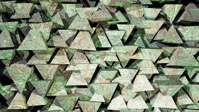 EvenMorePyramids